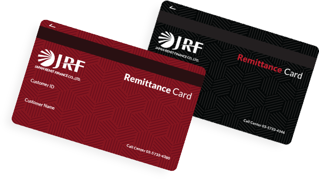 Jrf remit card japan remit finance co ltd send remittance to your beloved one reheart Image collections